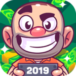 Download Idle Prison Tycoon: Gold Miner Clicker Game