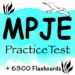 Download MPJE Pharmacy Law Examination Practice Test 6300 Q