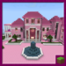 Download Map Pink Princess House for MCPE
