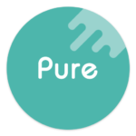 Download Pure – Icon Pack ( Flat Design )