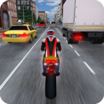 Download Race the Traffic Moto