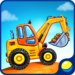 Download Truck games for kids – house building 🏡 car wash